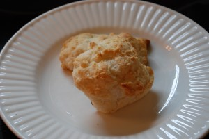 Confessions of a Non-Biscuit Maker (along with a four ingredient biscuit recipe!)