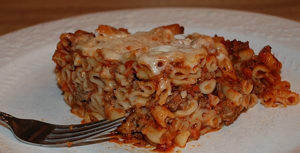 Not Quite Cavatini! www.thatonemom.com