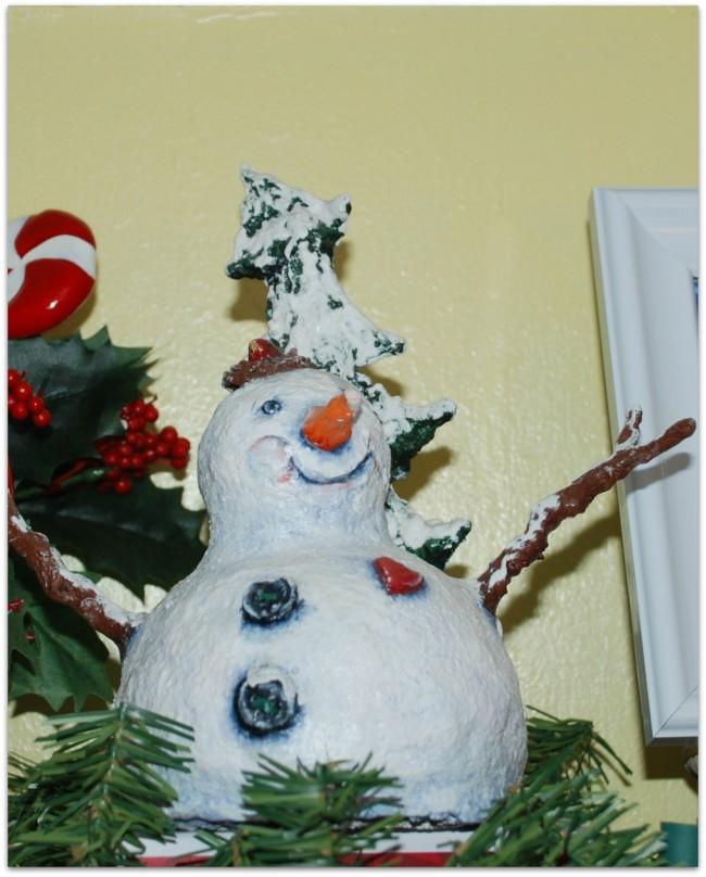 Mimi's Snowman