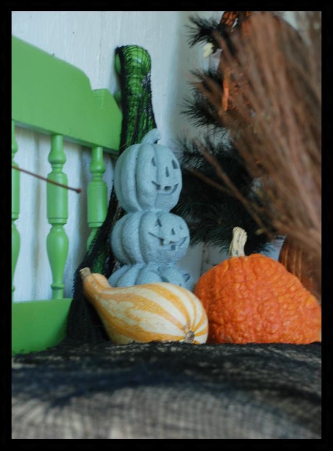Ugly Pumpkins