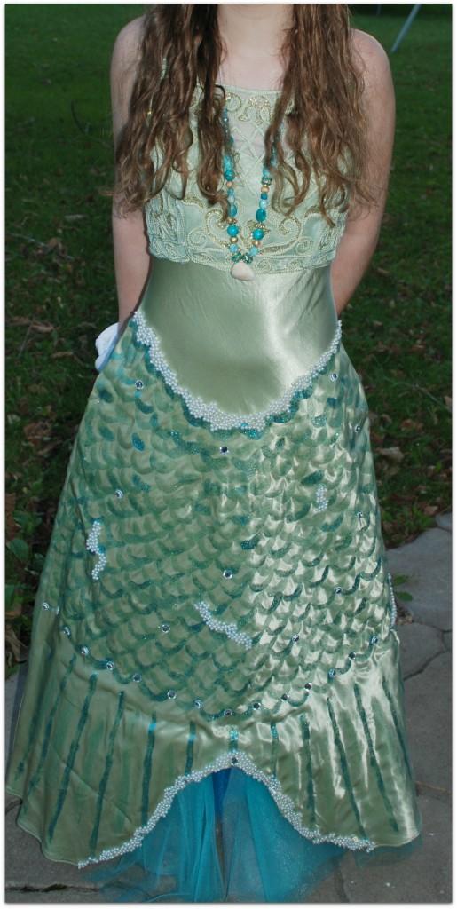 Mermaid Dress 2