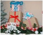 Christmas Home Tour  Fake Presents
