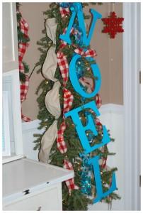 Christmas Home Tour  Noel Tree 2