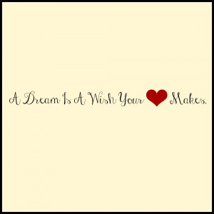 30-Day Blog Challenge:  Day 30–Remember the Dream Is Yours…