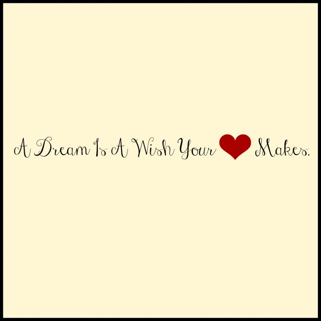 30-Day Blog Challenge:  Day 30--Remember the Dream Is Yours...