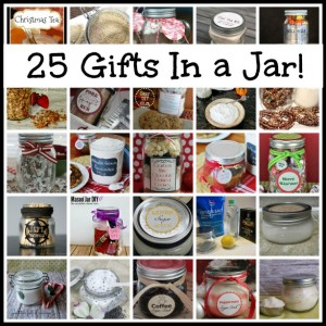 25 Wonderful Amazing Fabulous Gifts In a Jar!!
