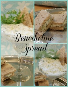 Benedictine Spread…It's Not Just For the Derby!