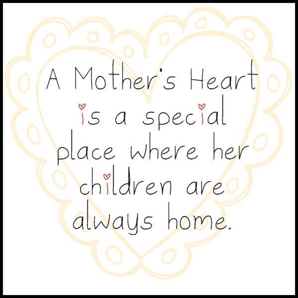 Happy Mother's Day!  www.thatonemom.com