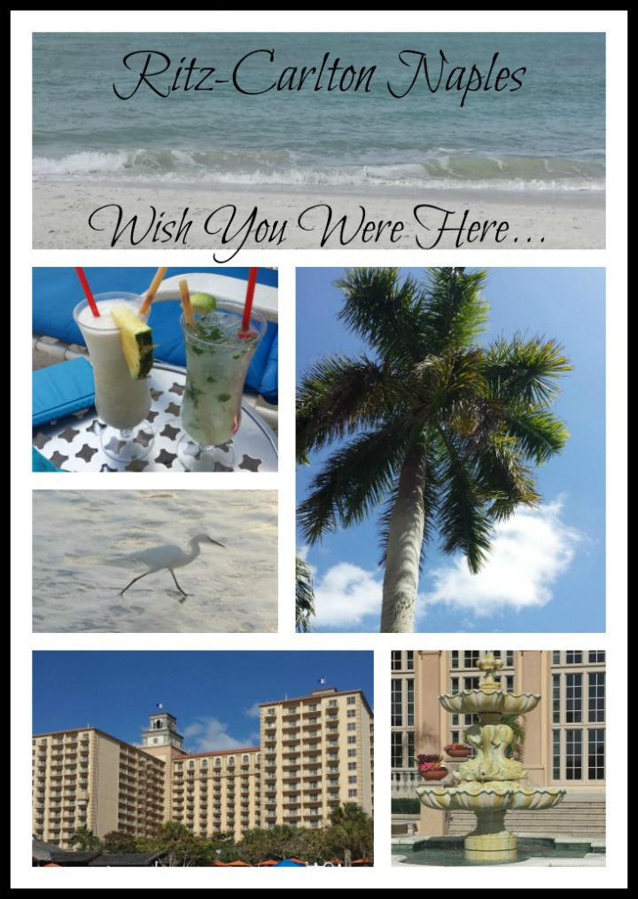 Puttin' on the Ritz-Carlton...Naples, Florida www.thatonemom.com