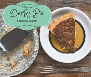 Derby-Pie copycat from Kentucky at Heart