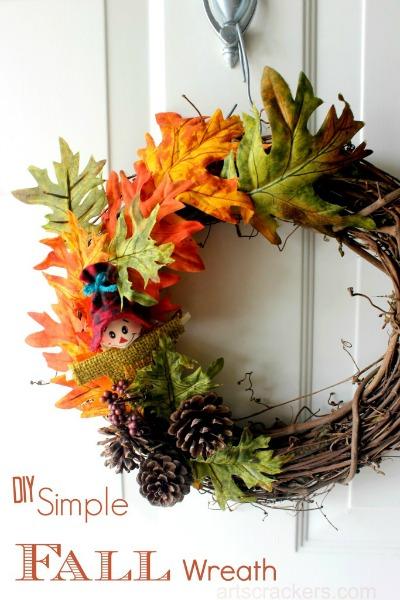Fabulous Fall DIY Round-Up www.thatonemom.com