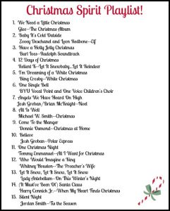 The Best Christmas Playlist To Get You In the Spirit!