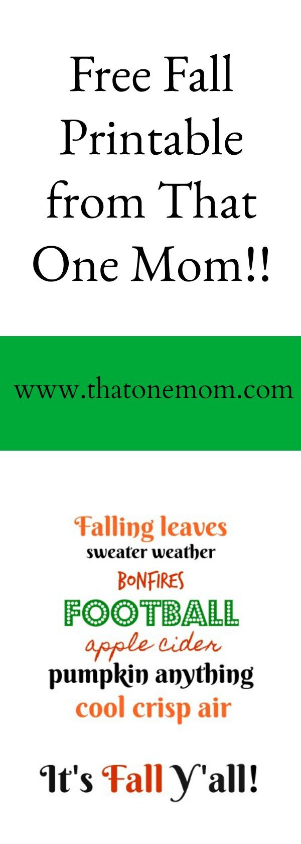 thatonemom.com
